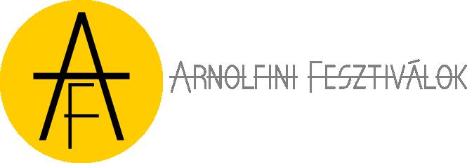 Az Arnolfini Fesztiválok honlapja Logo